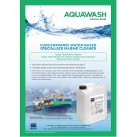 Aquawash Ship & Marine Degreaser - 25 Litre pack
