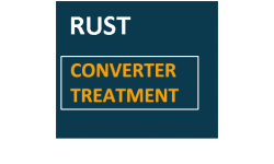 Rust Converter Treatment