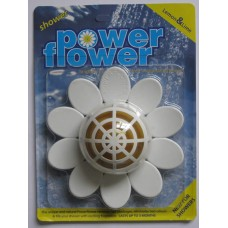 Power Flower shower cleaner - One application plus  2 Refills!