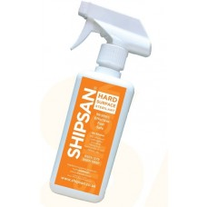 Shipsan Critical Area Spray Sterilant 6 x 500 ml